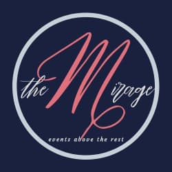 The Mirage Banquet Facility and Catering Logo